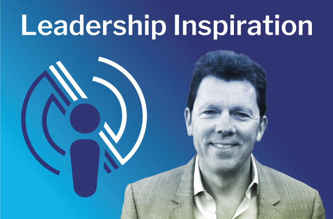 Leadership Inspiration podcast image